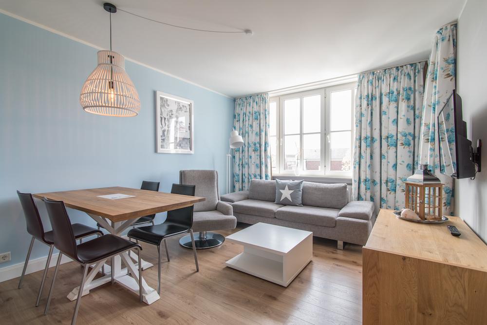 4er Apartment Typ 2/A Wohn-Essbereich