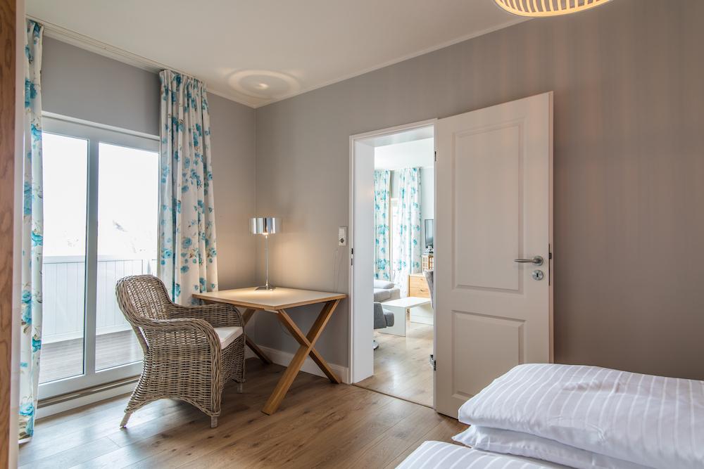4er Apartment Typ 2/B Elternschlafzimmer