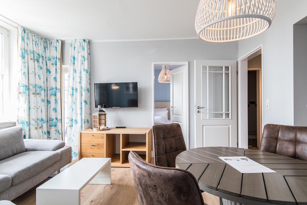 4er Apartment Typ 2/B Wohn-Esszimmer