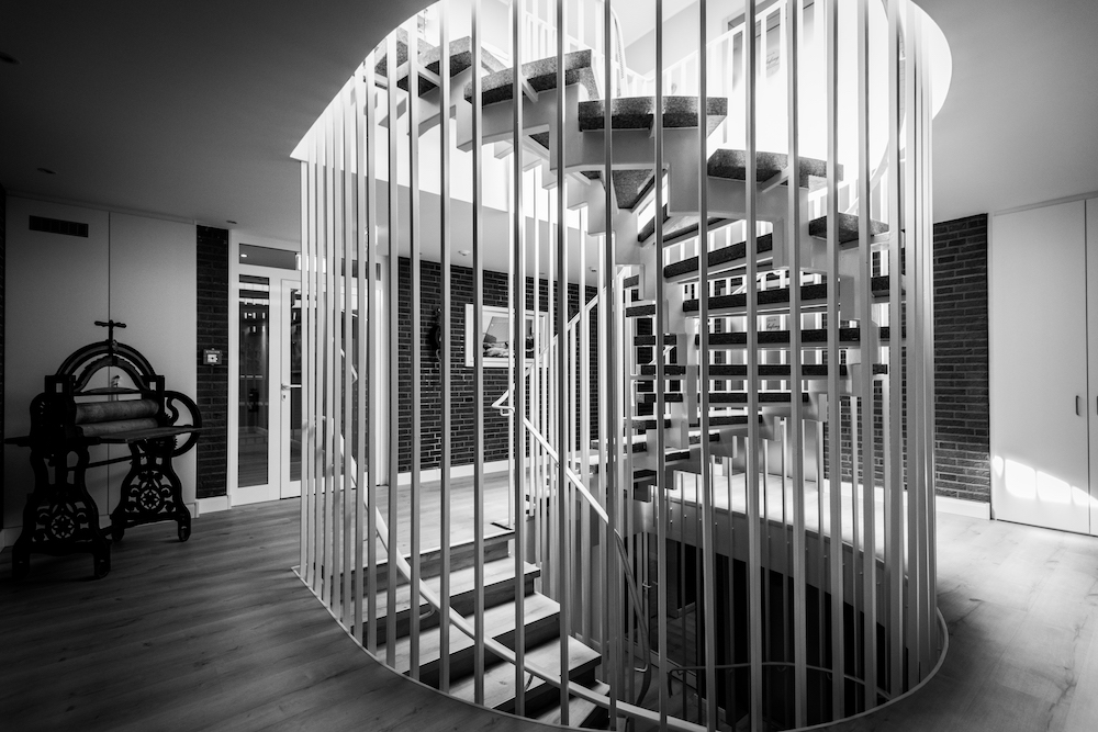 Treppenaufgang Fotogalerie