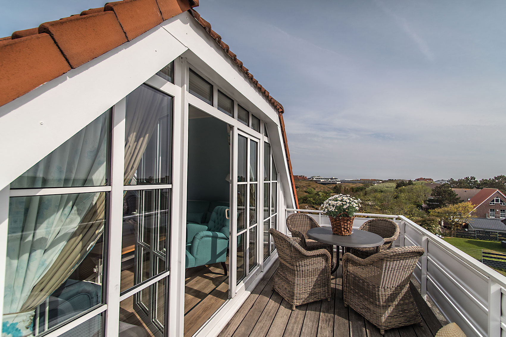 Loft-Terrasse-